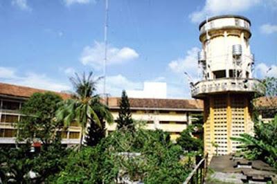 Trại giam Chí Hòa kiến trúc kỳ lạ giữa lòng Sài Gòn