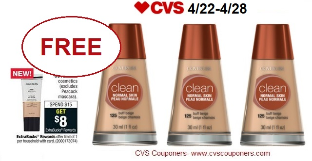 http://www.cvscouponers.com/2018/04/free-covergirl-clean-liquid-makeup-at.html