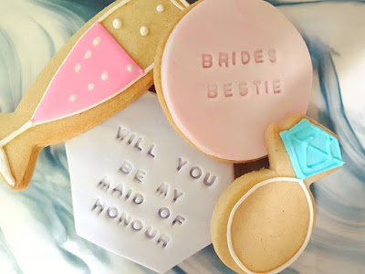 PERSONALISED WEDDING HAMPERS BRIDAL PARTY GIFTS