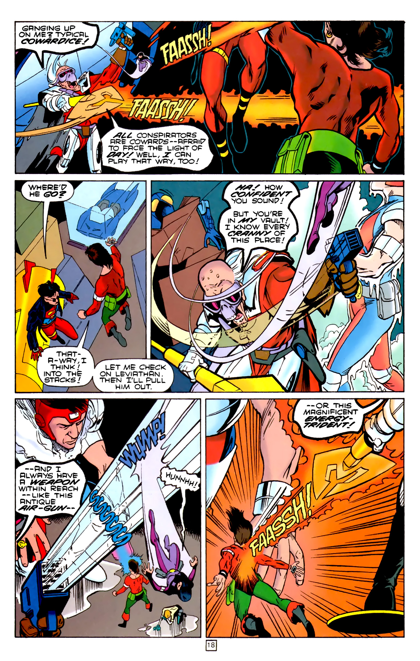 Legion of Super-Heroes (1989) 74 Page 18