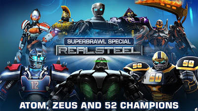 Real Steel v1.28.8 MOD Apk (Heroes Unlocked)