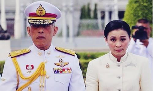 Biodata Suthida Vajiralongkorn N. A. Si Ratu Permaisuri Baru Thailand