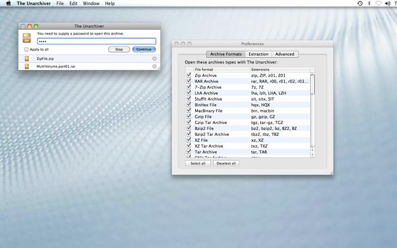The Unarchiver - FREE Mac Unzip Software | Mac Software Promo Codes