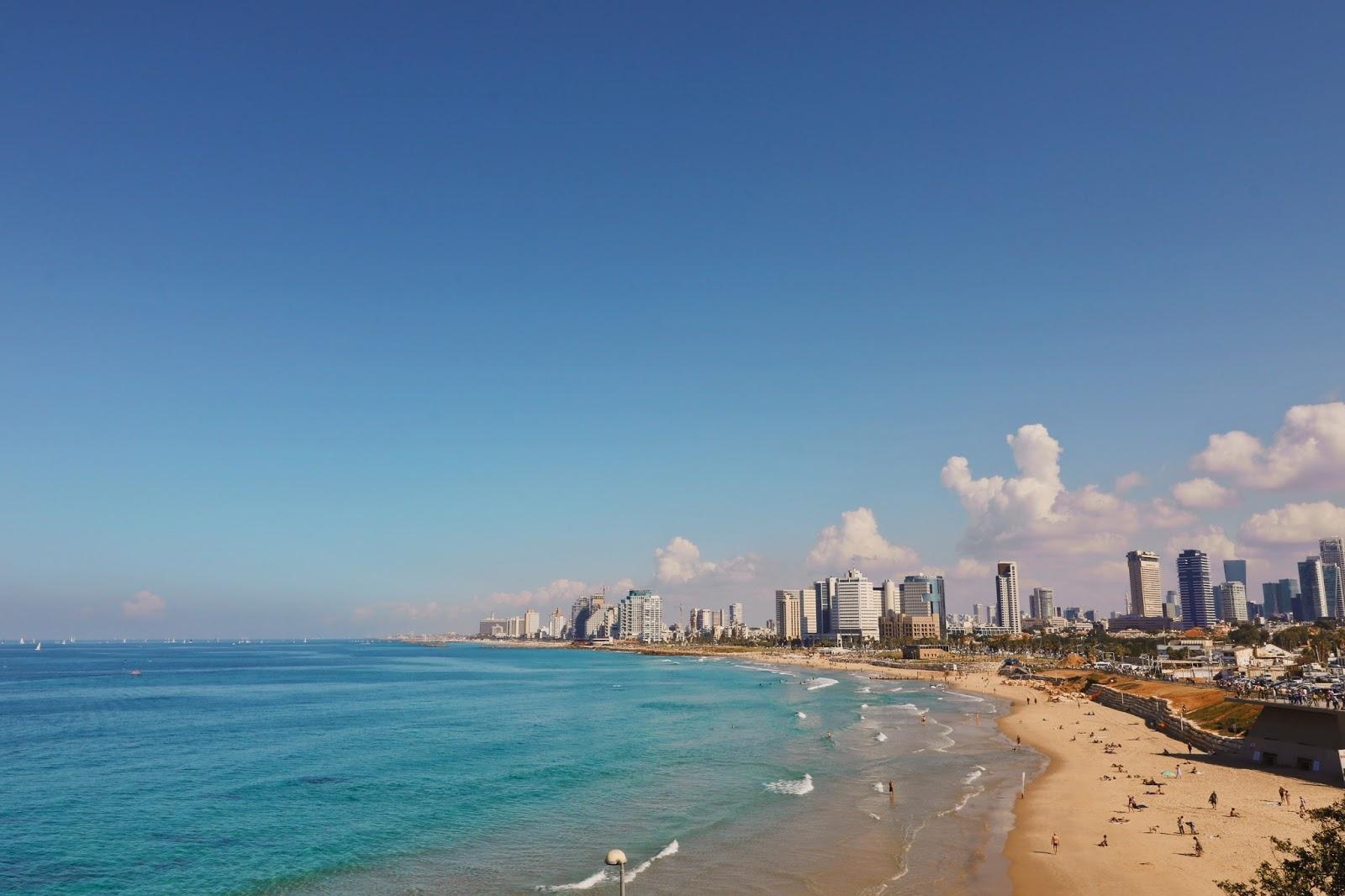 izrael, tel awiw-jafa, blog podróżniczy,