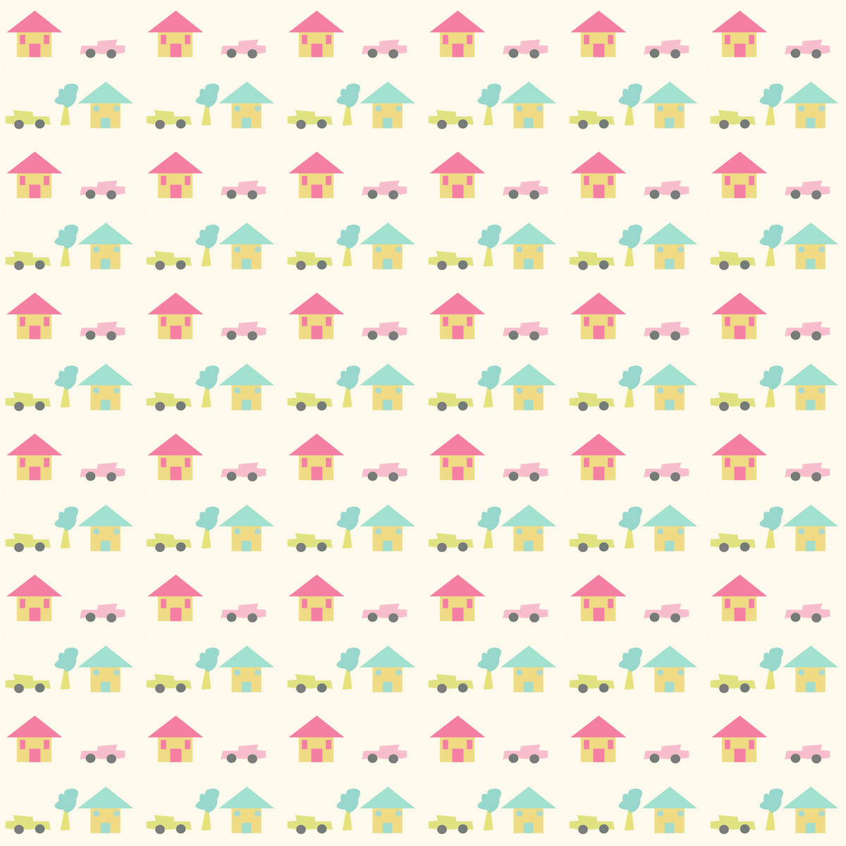Cute Scrapbook Paper Patterns cars scrapbooking paper