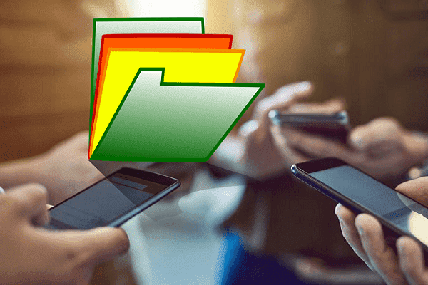 3 تطبيقات أندرويد لإرسال الملفات الثقيلة جدًا حتى 50 جيغابيت بين الهواتف