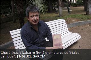 Chuse Inazio Nabarro, Miguel García