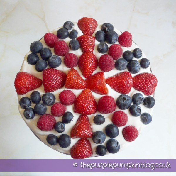 Diamond Jubilee English Trifle