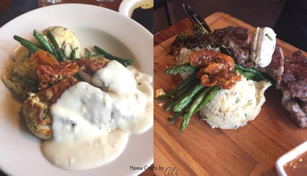 dining options in Provo Utah Oregano Italian Kitchen