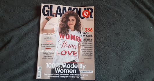 Glamour: My part in its downfall