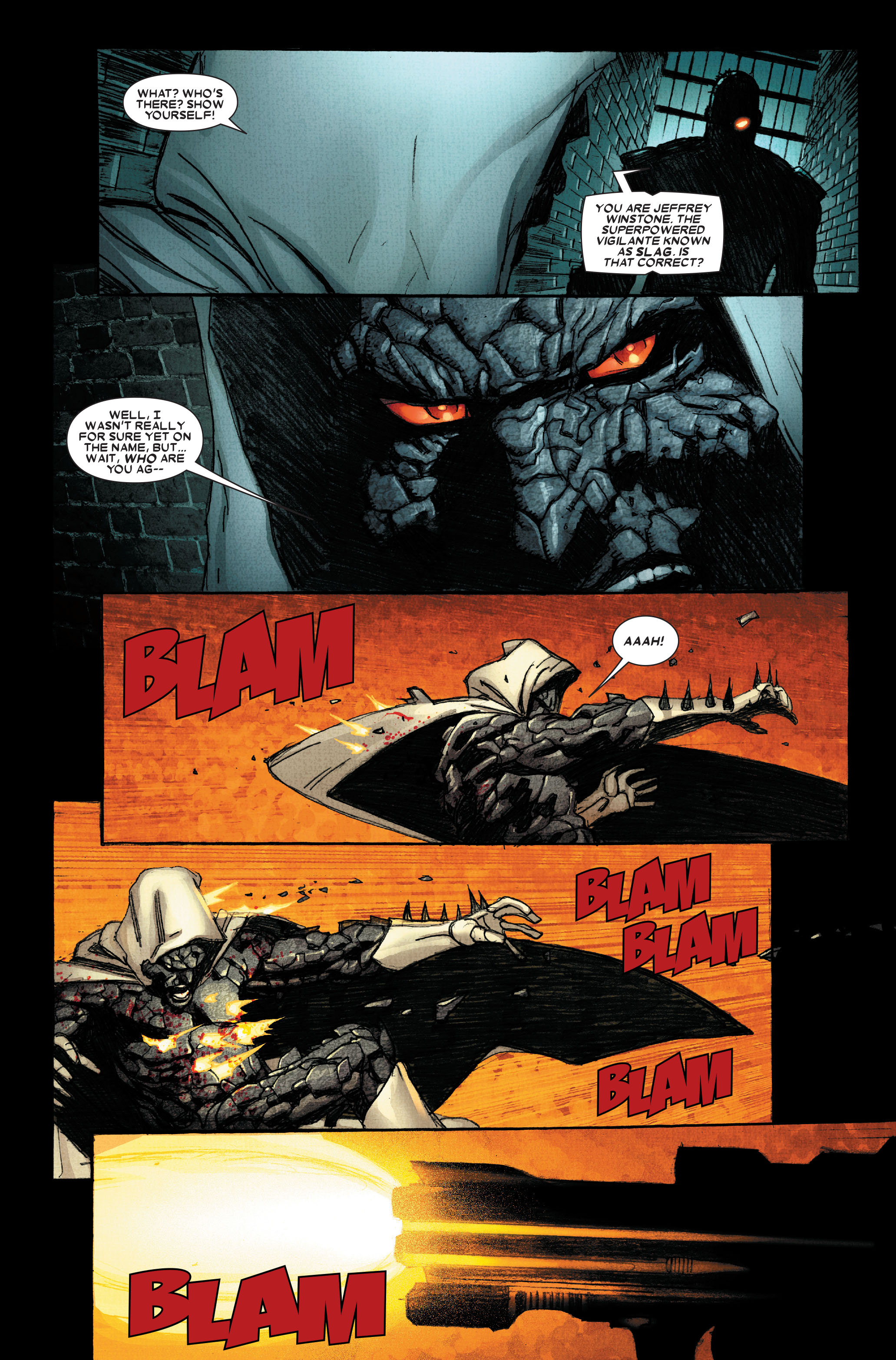 Read online Wolverine: Weapon X comic -  Issue #11 - 5