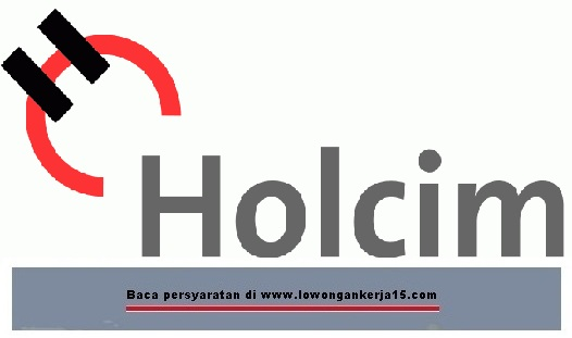 LOWONGAN HOLCIM INDONESIA