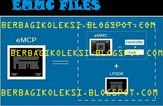 File Emmc For LGE Smartphone