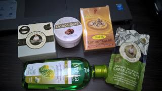 Nowości zakupowe - kosmetyki ekologiczne