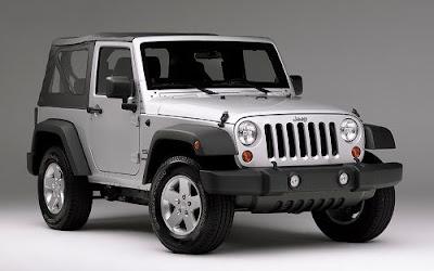 Harga Jeep Wrangler Sport