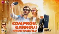 Participar Promoção LG Comprou Ganhou