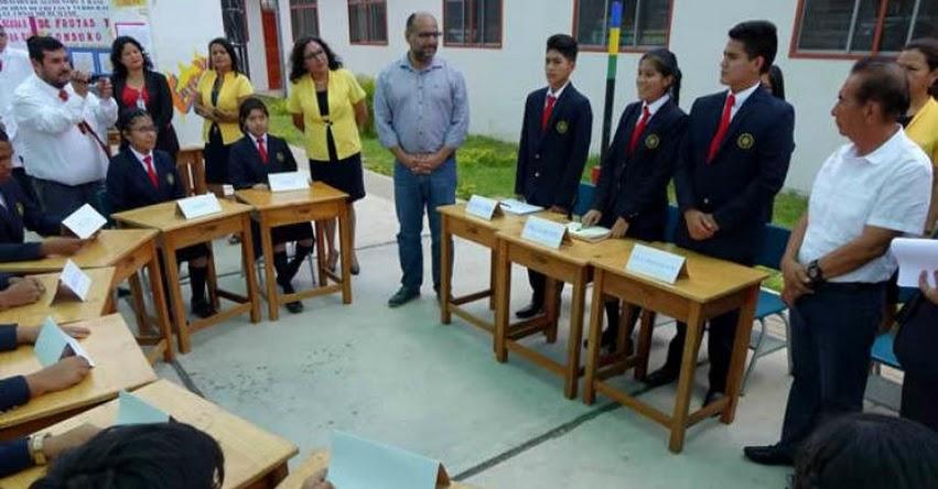 MINEDU: Unen esfuerzos para que agresiones a escolares no queden impunes - www.minedu.gob.pe
