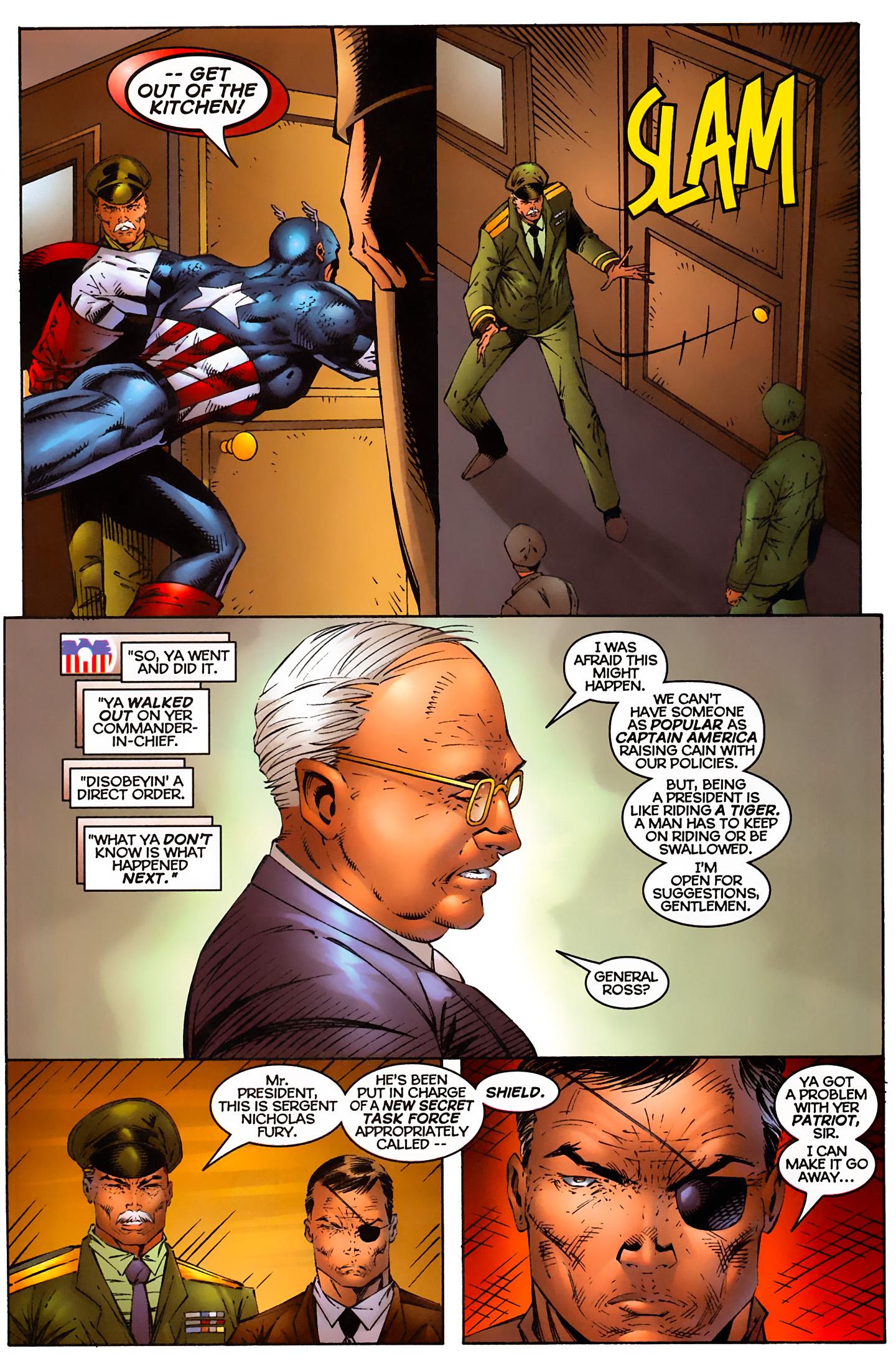 Captain America (1996) Issue #3 #3 - English 6