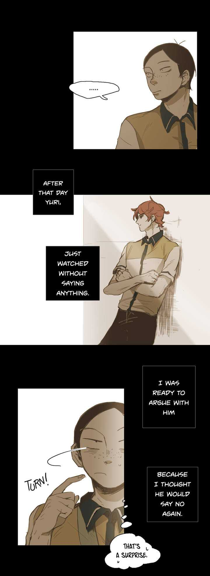 Never Understand - Chapter 22