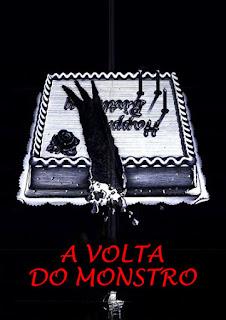 A Volta do Monstro - DVDRip Dual Áudio