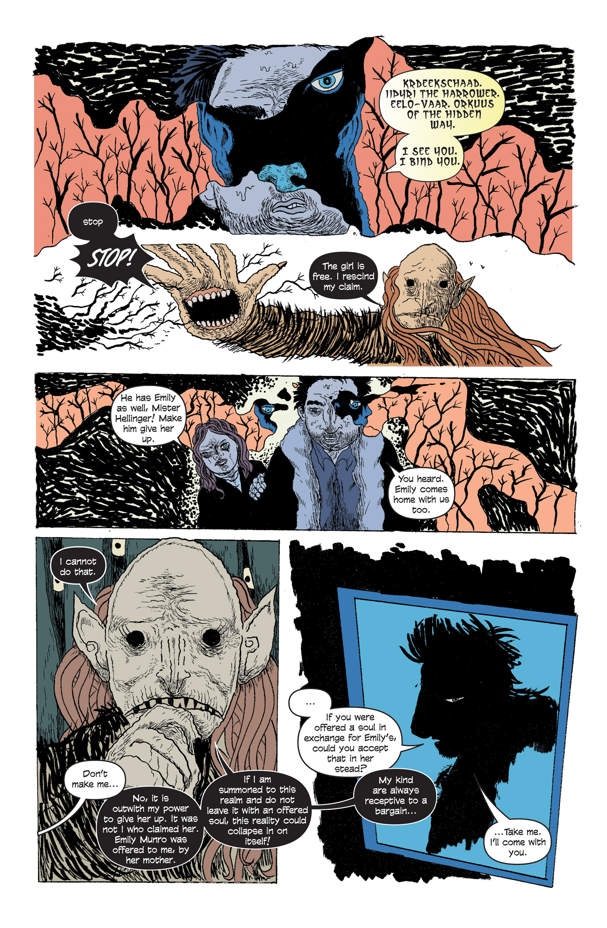 Read online And Then Emily Was Gone comic -  Issue #5 - 15