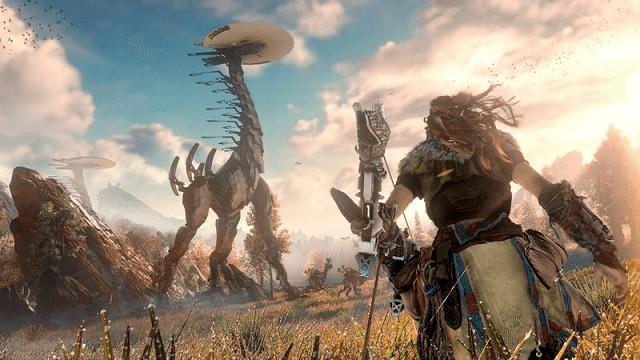 Horizon Zero Dawn menjadi salah satu game dengan grafis terbaik