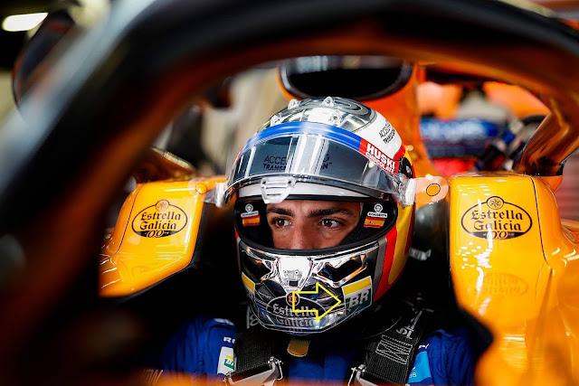 Governo brasileiro vai cortar patrocínio de R$ 13,5 milhões mensais à McLaren de Fórmula 1
