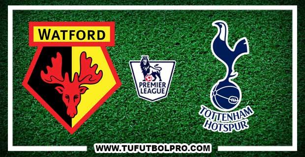 Ver Watford vs Tottenham EN VIVO Por Internet Hoy 1 de Enero 2017