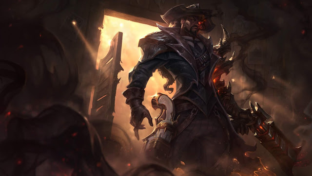 Surrender at 20: PBE Preview: High Noon Lucian, Thresh ...