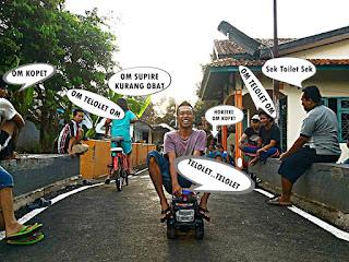 gambar meme Om Telolet Om