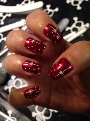 classy-and-stylish-christmas-nail-art-designs-for-girls-11