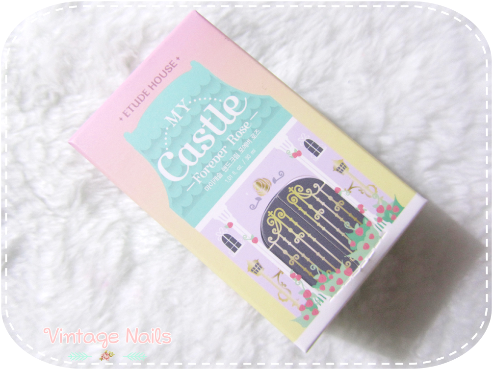 etude house, cosmetica coreana, korean cosmetics, my castle hand cream
