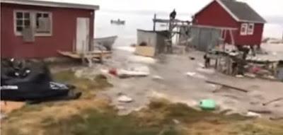 Tsunami azota a Groenlandia Groenl.2