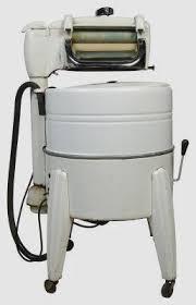 wringer type washing machine