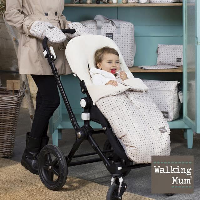 Sacos de invierno para sillaCircus de Walking Mum by pasito a pasito