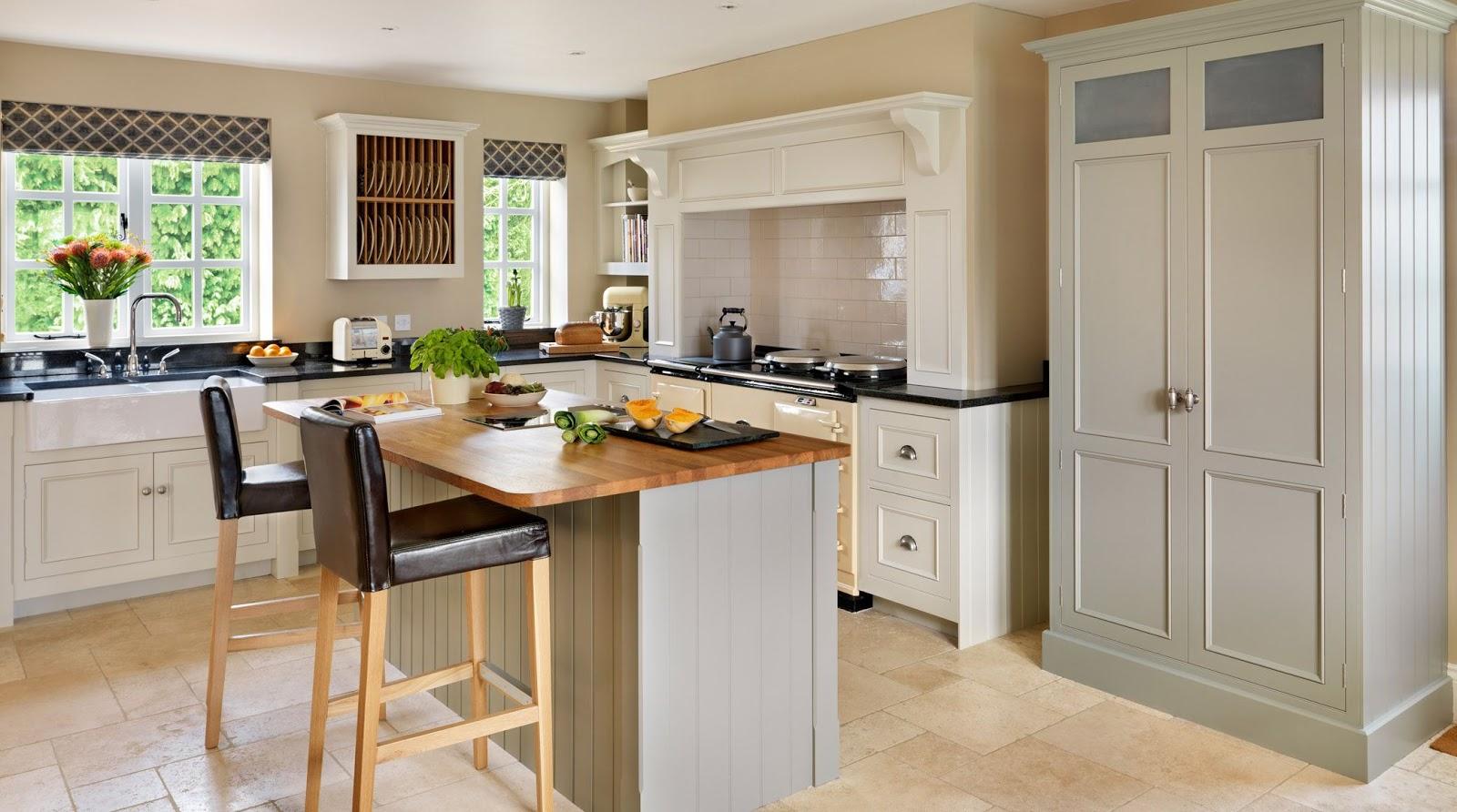 Kitchen Cabinets Eggshell Pale Powder