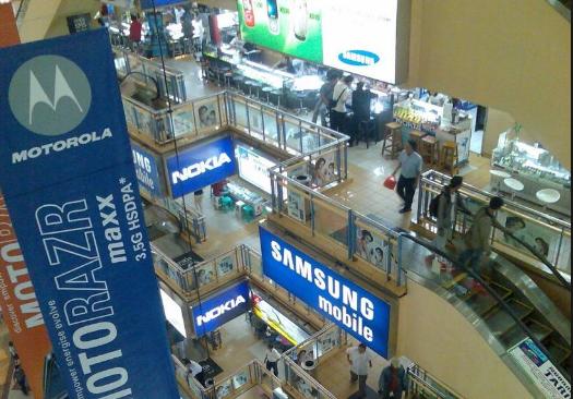 ITC Roxy Mas Jakarta Tempat Jual Beli Hp Baru dan Bekas Di Jakarta