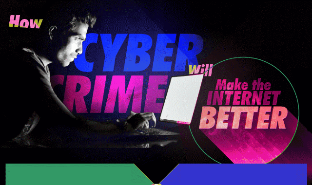 How Cybercrime Could Actually Make The Internet Safer