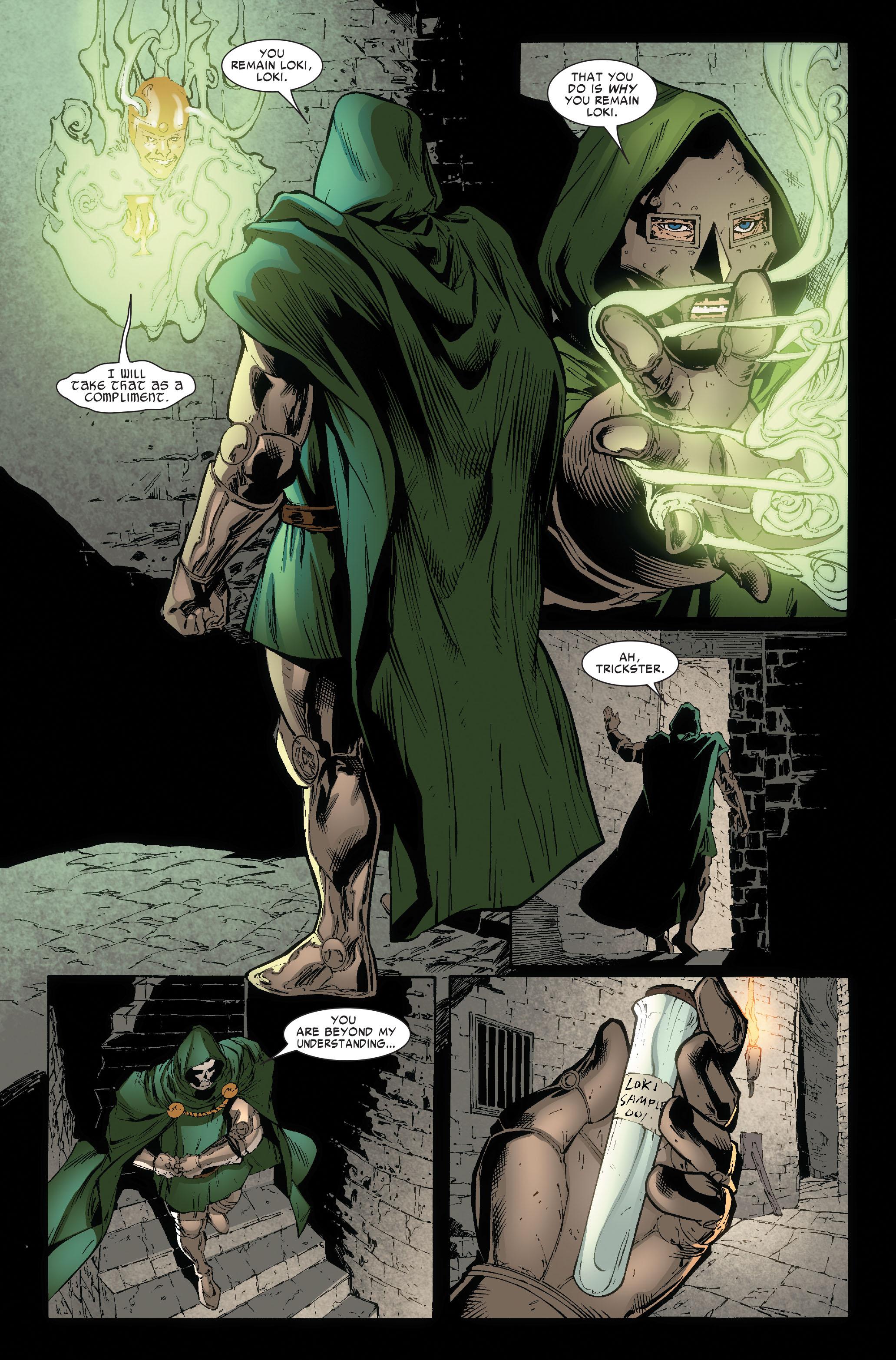 Thor (2007) Issue #606 #19 - English 21