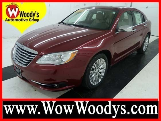 woody 39 s automotive group 2011 chrysler 200 limited for sale in the kansas city area. Black Bedroom Furniture Sets. Home Design Ideas