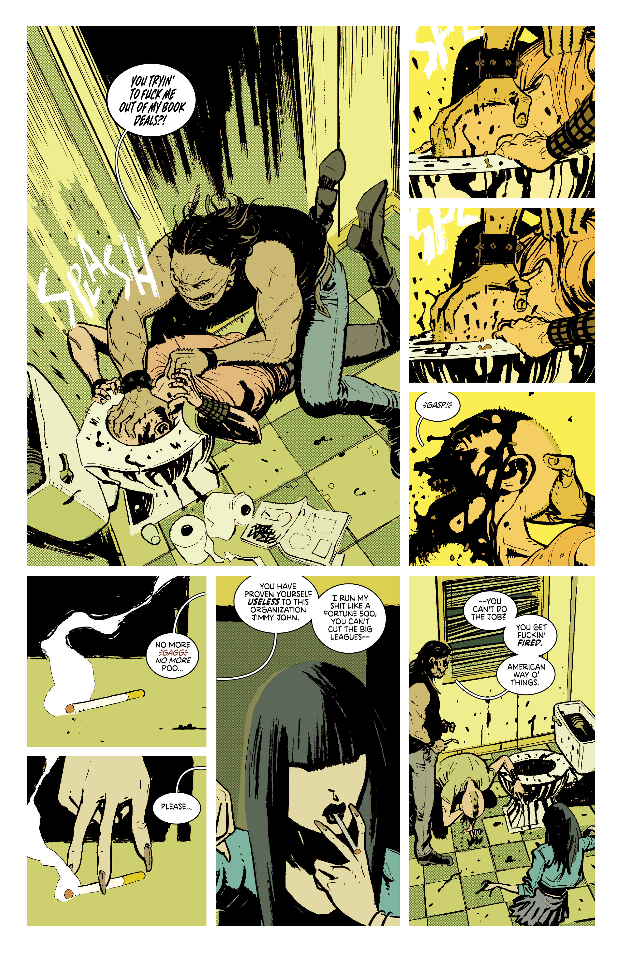 Read online Deadly Class comic -  Issue #7 - 23