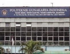 Info Pendaftaran Mahasiswa Baru Politeknik Gunakarya Indonesia 2017-2018