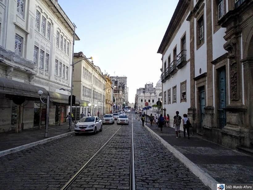 O que fazer no Pelourinho, Salvador (Bahia) - Rua da Misericórdia