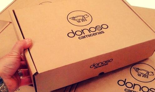 cajas para envios gourmet