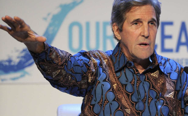 WATCH: John Kerry Warns Immigration Has 'Crushed' Europe