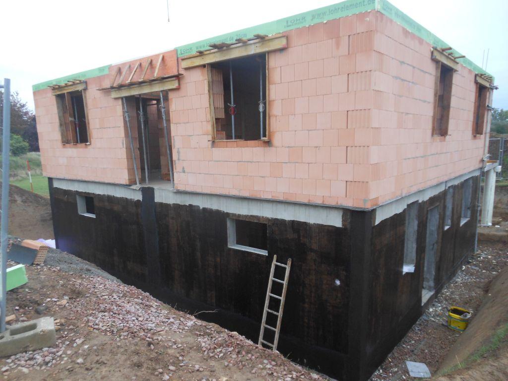 Berühmt Bauprojekt Michel - Unser Traum vom Einfamilienhaus: Kellerdämmung TE74