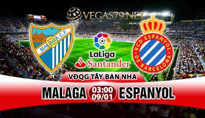 Nhận định bóng đá Malaga vs Espanyol