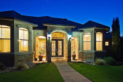 แบบบ้าน 2 ชั้น European Style