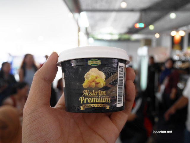 Premium Nangka Madu IceCream