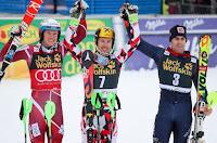 ESQUÍ ALPINO - Kristoffersen se estrena con el Globo de Cristal en slalom. Frida Hansdotter consigue el mismo en categoría femenina